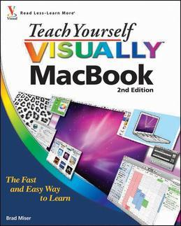 Teach Yourself VISUALLY MacBook