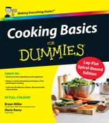 Cooking Basics For Dummies, (Spiral-bound Hardback)