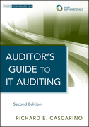 Richard E. Cascarino - Auditor's Guide to IT Auditing