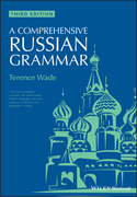 A Comprehensive Russian Grammar