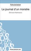 Le journal d'un monstre