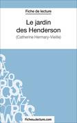 Le jardin des Henderson