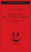 Dizionario dei luoghi comuni - Album della Marchesa - Catalogo delle idee chic