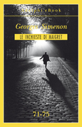 Le inchieste di Maigret 71-75