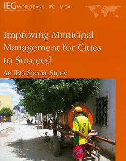 Improving Municipal Management for Cities to Succeed