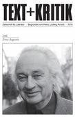 TEXT+KRITIK 206 - Ernst Augustin