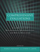 Comprehensive Evaluations