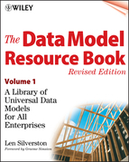 Len Silverston - The Data Model Resource Book