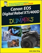 Canon EOS Digital Rebel XTi / 400D For Dummies