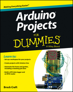 Brock Craft - Arduino Projects For Dummies