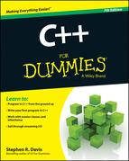 Stephen R. Davis - C++ For Dummies