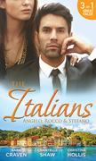 The Italians: Angelo, Rocco & Stefano