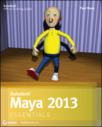 Paul Naas - Autodesk Maya 2013 Essentials