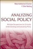 Analyzing Social Policy