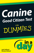 Canine Good Citizen Test In A Day For Dummies