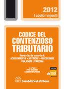 Codice del contenzioso tributario