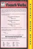 French Verbs ( Blokehead Easy Study Guide)