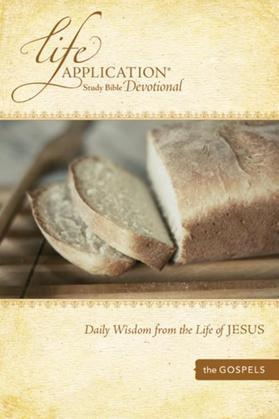 Life Application Study Bible Devotional: Daily Wisdom from the Life of Jesus