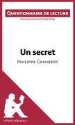 Un secret de Philippe Grimbert