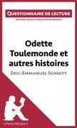 Odette Toulemonde et autres histoires d'Éric-Emmanuel Schmitt