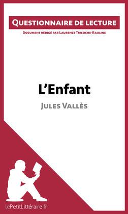 L'Enfant de Jules Vallès