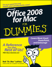 Office 2008 for Mac For Dummies
