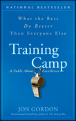 Jon Gordon - Training Camp