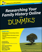Nick Barratt - Researching Your Family History Online For Dummies