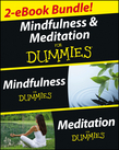 Mindfulness and Meditation For Dummies, Two eBook Bundle with Bonus Mini eBook