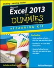 Excel 2013 eLearning Kit For Dummies