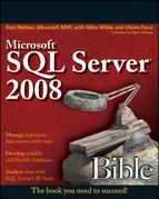 Microsoft SQL Server 2008 Bible