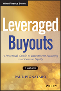 Leveraged Buyouts, + Website