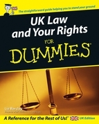 Liz Barclay - UK Law and Your Rights For Dummies