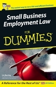 Liz Barclay - Small Business Employment Law For Dummies