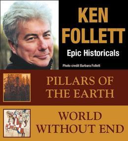 Ken Follett  EPIC HISTORICAL COLLECTION