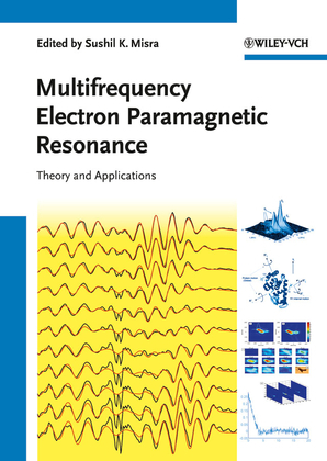 Multifrequency Electron Paramagnetic Resonance: Theory and Applications