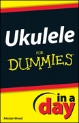 Ukulele In A Day For Dummies