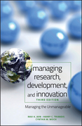 Managing Research, Development and Innovation