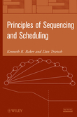 Principles of Sequencing and Scheduling
