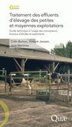 Traitement des effluents d'élevage des petites et moyennes exploitations