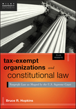 Tax-Exempt Organizations and Constitutional Law