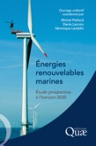 Energies renouvelables marines