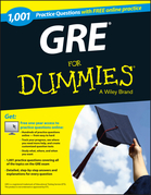 1,001 GRE Practice Questions For Dummies (+ Free Online Practice)