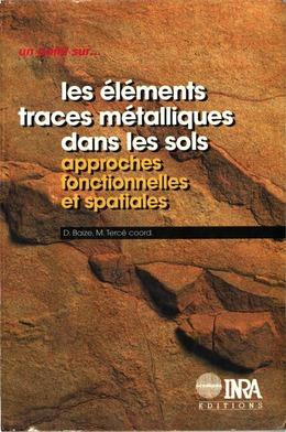 Les éléments traces métalliques dans les sols