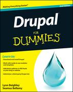 Drupal For Dummies