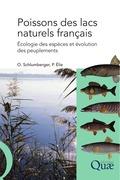 Poissons des lacs naturels français