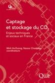 Captage et stockage du CO2