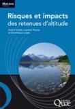 Risques et impacts des retenues d'altitude