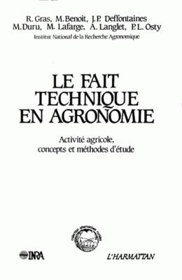 Fait technique en agronomie