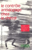 Le contrle antidopage chez le cheval
